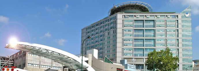 Ichilov outside1 - Первый Медицинский центр Тель-Авива