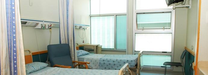 Ихилов, больничная палата